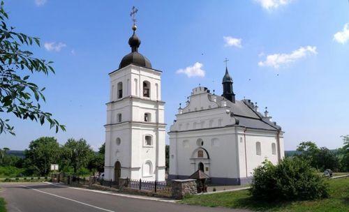 100 Великих чудес України - Іллінська церква в Суботові