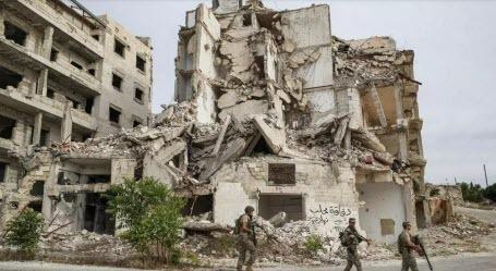 Российская авиация впервые за три месяца нанесла удары в Сирии