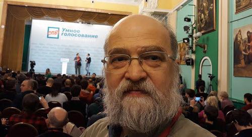 """""""Ставка на социальный взрыв"""" - Александр Скобов"""