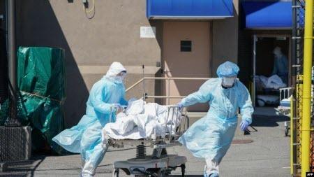 COVID-19: кількість смертей у всьому світі сягнула 400 тисяч