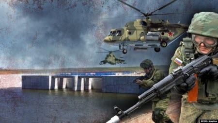 Війна за воду для Криму. Росія готується до наступу?