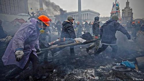 """Майдан и антимайдан"" - Арсен Зекиров"