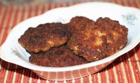 """Бабусині страви: """"Гречані котлети з грибами та картоплею"""""""