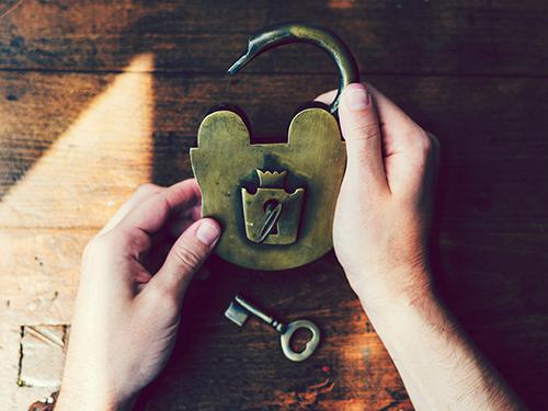 """Притча """"Ключ и замок"""""""