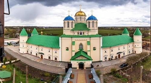 100 Великих чудес України - Монастир-Фортеця в Межирічах