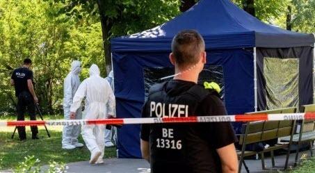 Германия официально обвинила Россию в заказном убийстве Хангошвили