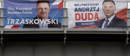 Исход президентских выборов в Польше непредсказуем