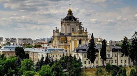 100 Великих чудес України - Собор Святого Юра