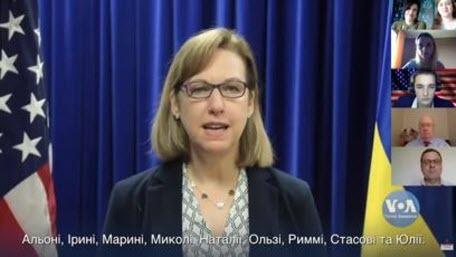 Як пройшов віртуальний випускний програми вивчення англійської для українських дітлахів, яку фінансує уряд США