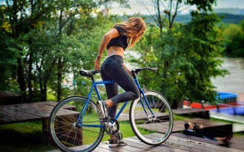 Велосипед и фигура - как получить результат