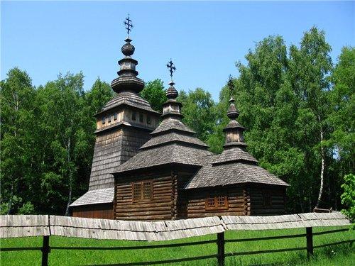 100 Великих чудес України - Лемківські церкви