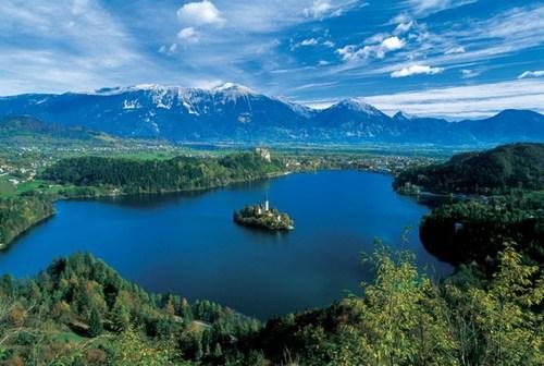 Тайны озера Топлиц