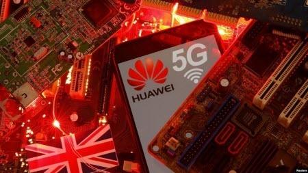 США приветствуют отказ Великобритании от использования Huawei в создании 5G-сетей