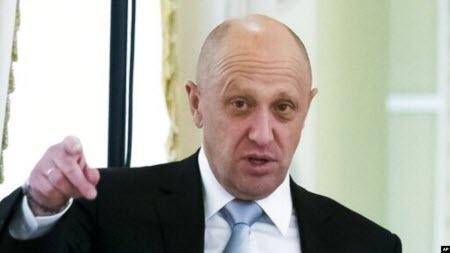 """США запровадили санкції щодо мережі """"кухаря Путіна"""" Пригожина"""