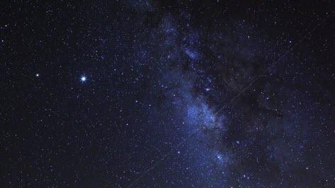 «Охота» на Млечный Путь
