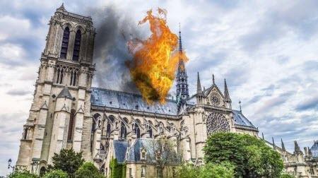 Пожар в Нотр-Даме стал причиной заражения меда