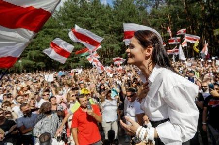 Тихановская - сердце белорусской оппозиции