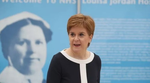 За время эпидемии шотландцы стали склоняться в пользу независимости