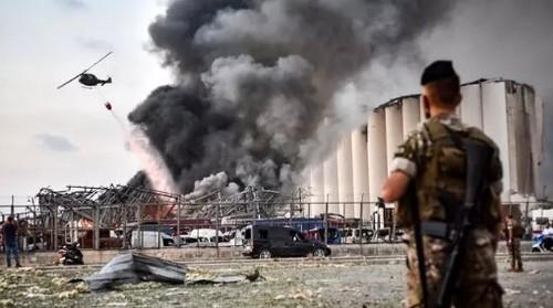 Взрывы в Бейруте: в Ливан поступает гуманитарная помощь