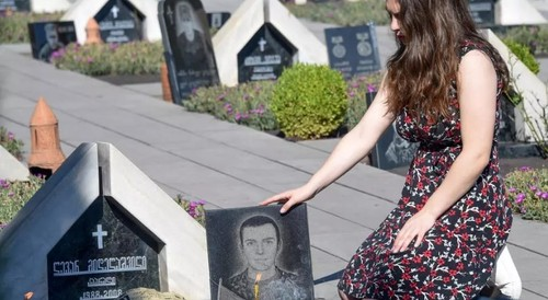 В Тбилиси и Цхинвали прошли акции в память о жертвах «пятидневной войны»