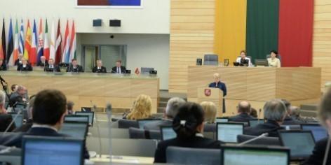 Комиссия Сейма Литвы предложила не признавать Лукашенко президентом Беларуси
