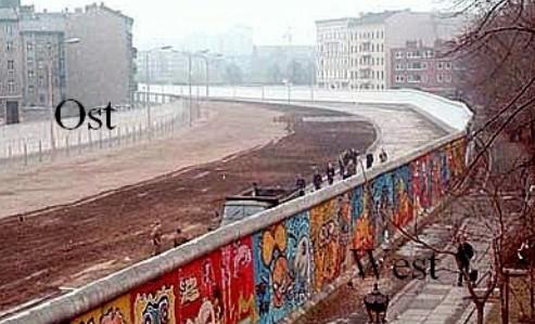 Исторический ликбез: Берлинская стена