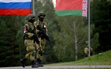 О военно-политических связях России и Беларуси