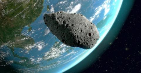 Астероид группы Аполлонов приблизится к Земле 1 сентября