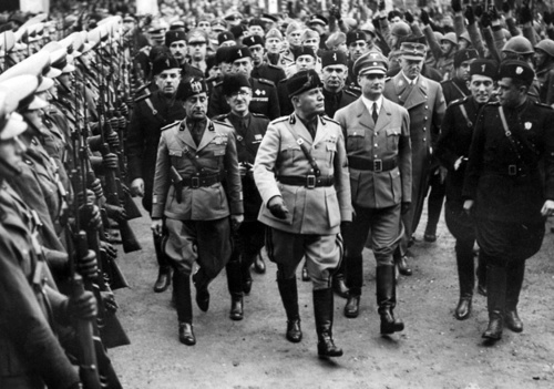 Почему фашизм? Найденный ответ