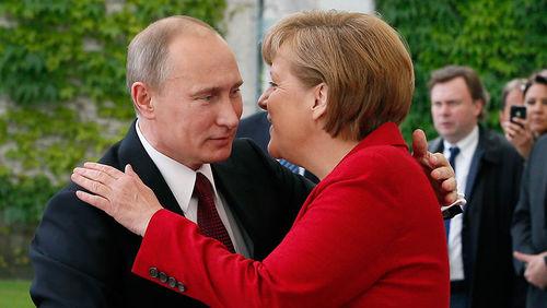 Легенды об отравлении Навального. Почему Меркель - лучшая женщина для Путина.