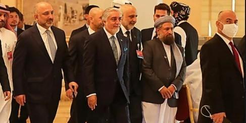 Талибы и власти Афганистана начали исторические мирные переговоры