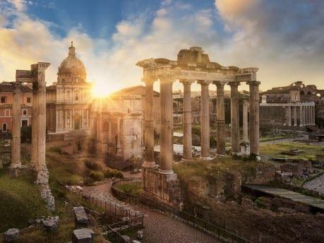 Как пандемия уничтожила Римскую империю