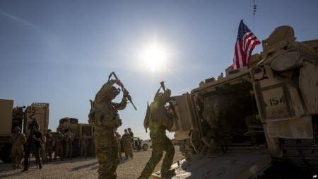 США надсилають бойові машини Bradley до Сирії, після інциденту з військовими РФ
