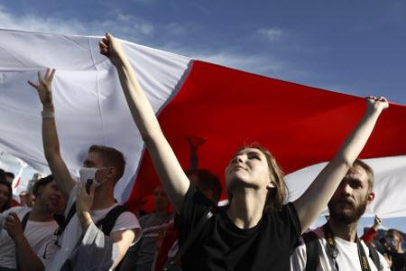 События в Беларуси - продолжение распада СССР