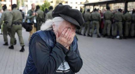 Перед началом «Марша справедливости» в Минск ввели военную технику