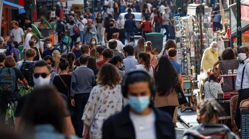 COVID-19: во Франции растет коэффициент положительных тестов, в Мадриде объявлен карантин