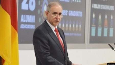 Комітет Сенату із закордонних справ підтримав Кіта Дейтона на посаду посла США в Україні