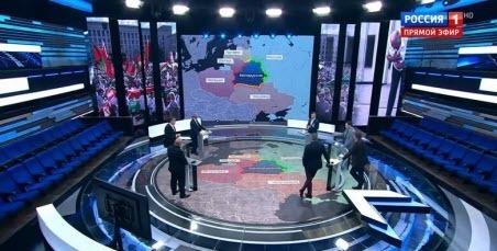 Телевизор пообещал завоевать Украину за 48 часов