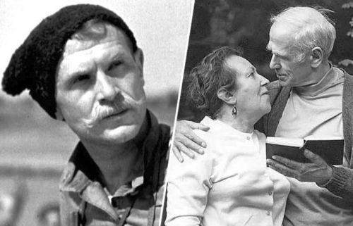 Борис Бабочкин и Екатерина Георгиева: 50 лет единства противоположностей