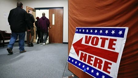 Многое станет ясно в ночь выборов