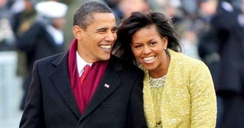 """""""Барак Обама - самый уважаемый человек в мире. Мишель Обама- самая уважаемая женщина в мире"""" - Влад Пономарь"""