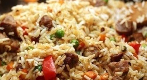 """Мамины секреты """"Рис с мясом и овощами"""""""