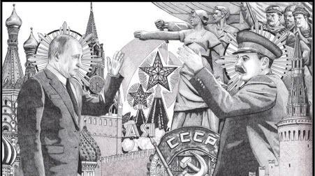 В России Сталин снова входит в милость