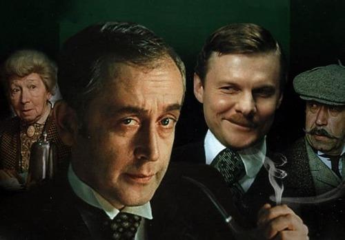 «Приключения Шерлока Холмса»: Как на съемках Ливанов едва не лишился главной роли, а Соломин – жизни