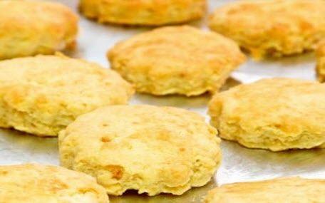 """Бабусині страви: """"Сирне печиво"""""""
