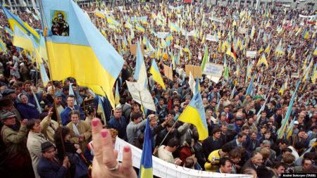"""""""Кінець шостої статті. 30 років тому відбулася подія, яка наблизила незалежність України"""" - Віталій Портников"""