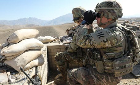 США провели в Германии секретные военные учения на случай угрозы со стороны России