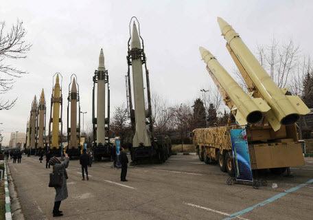 Иран устраивает гонку вооружений