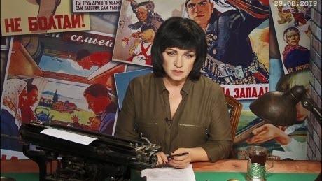 Картина маслом с Марией Лондон. Триумф российской медицины