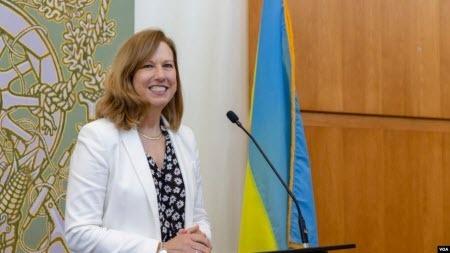 Посольство США: потрібно ще чимало зробити, щоб здійснити прагнення Революції Гідності